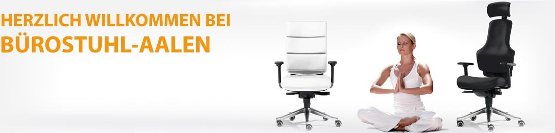 Bürostuhl-Aalen - zu unseren Chefsesseln